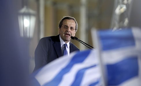 Greek Elections Raise Euro-Exit Risk, Calls for Growth