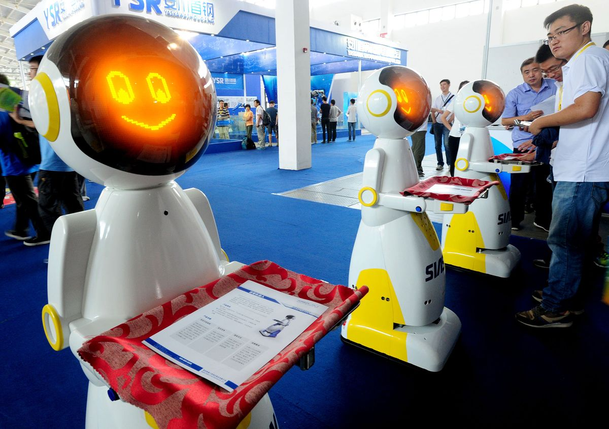 Image result for country's hospitals to more quickly adopt robots as medical assistants.