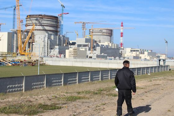 City Where Chernobyl Was Filmed Fears Real-Life Nuclear Disaster