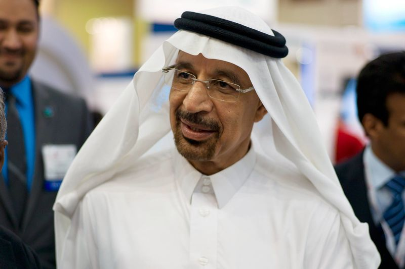 Saudi czar in a crude battleground