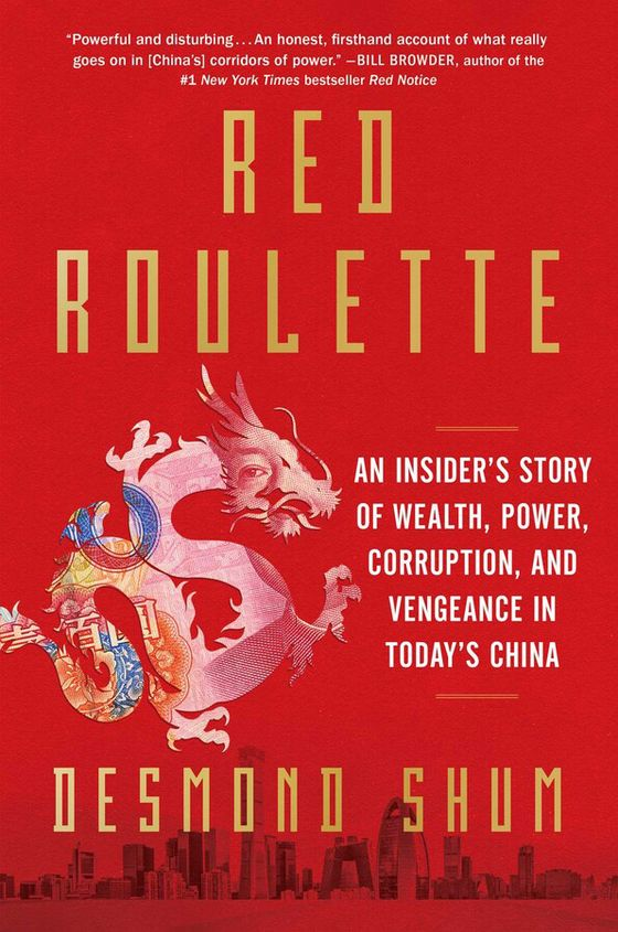 New 'Red Roulette' Memoir Claims China Kidnapped Billionaire