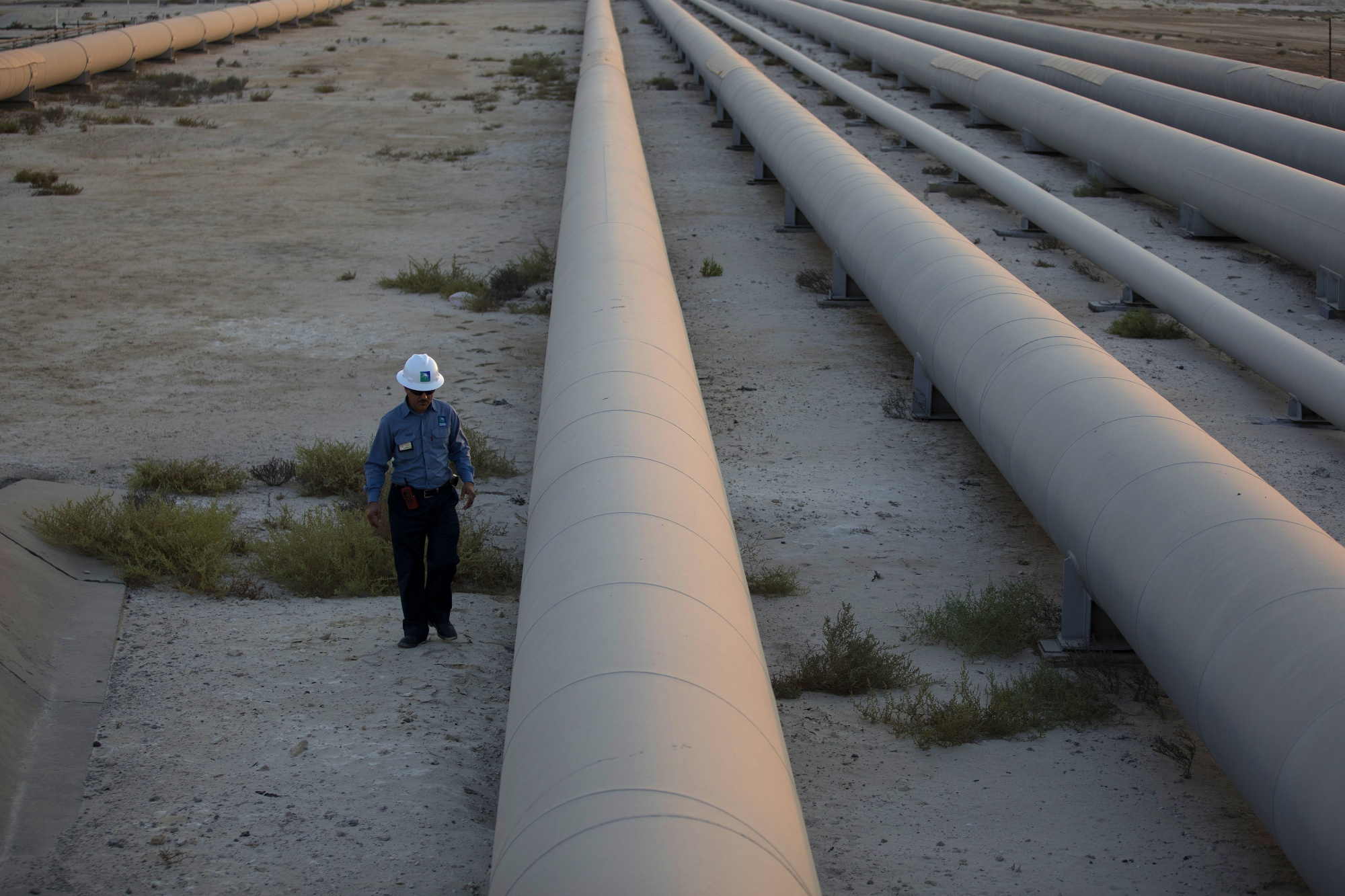 Saudi Pipeline Attack Highlights Risk to Middle East Oil Exports