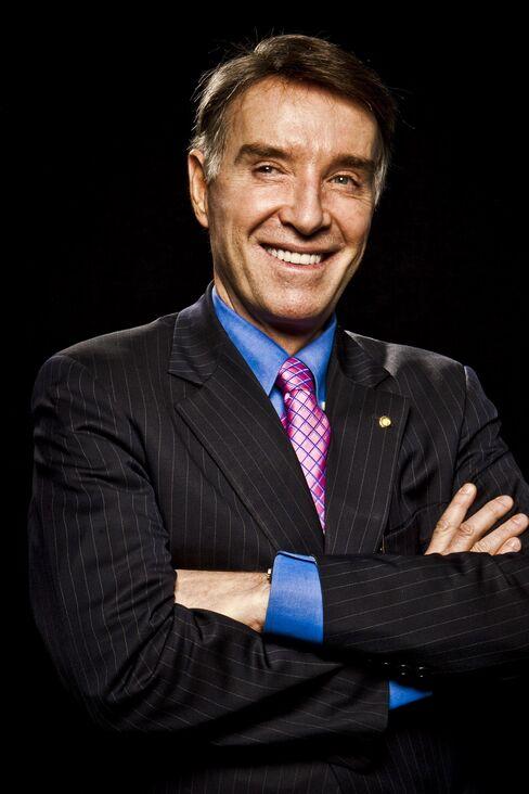 EBX Group Co. Chairman Eike Batista