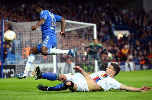 Chelsea Beats Basel, Will Face Benfica in Europa League Final