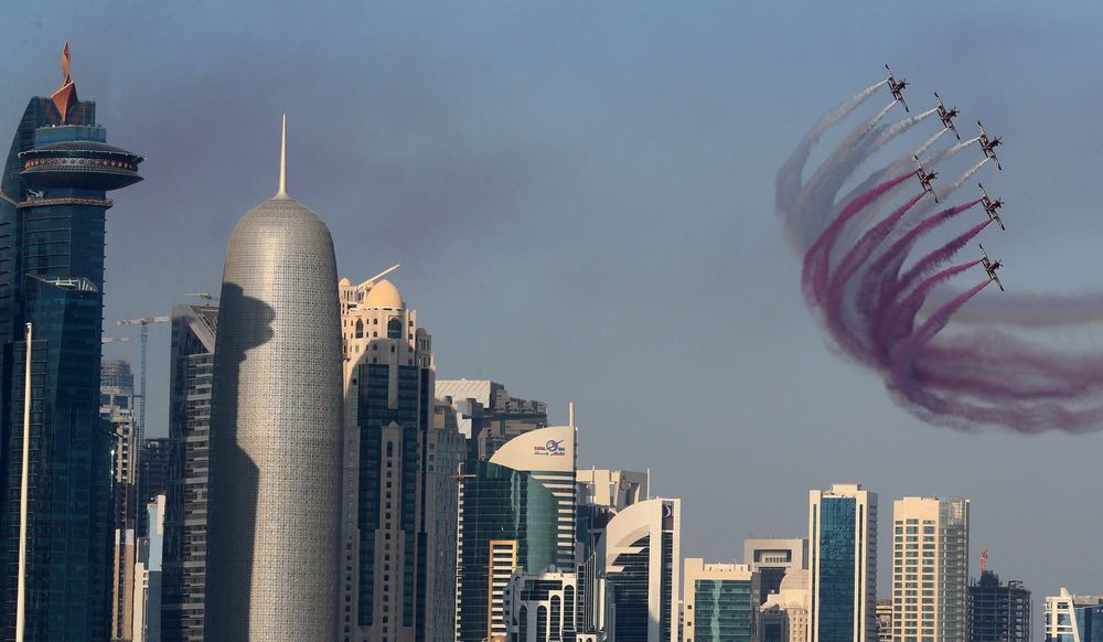 Bankers Are Sick of Choosing Sides Between Qatar and Saudi