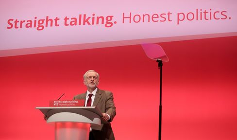 Labour Party Leader Jeremy Corbyn Speaks At Annual Conference