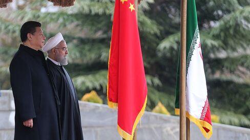 Xi Rouhani