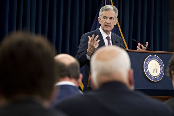 Here's a Rule to Help Powell Manage the Fed's Uncertainty Problem