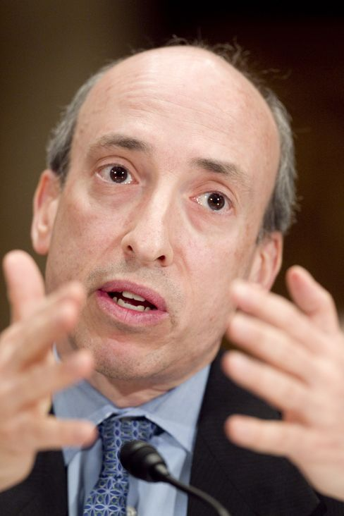 Commodity Futures Trading Commission's Gary Gensler