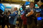 Trading On The Floor Of The NYSE Boring Week In Stocks Masks Roaring Appetite For U.S. Hedges