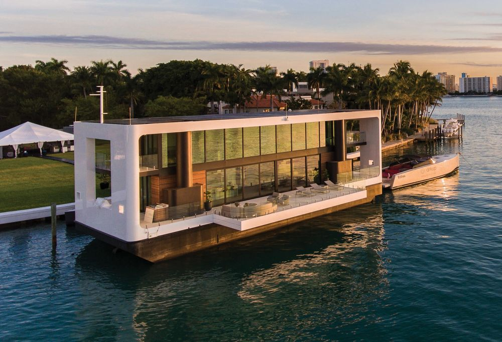 The 2,600-square-foot, four-bedroom Arkup 75.