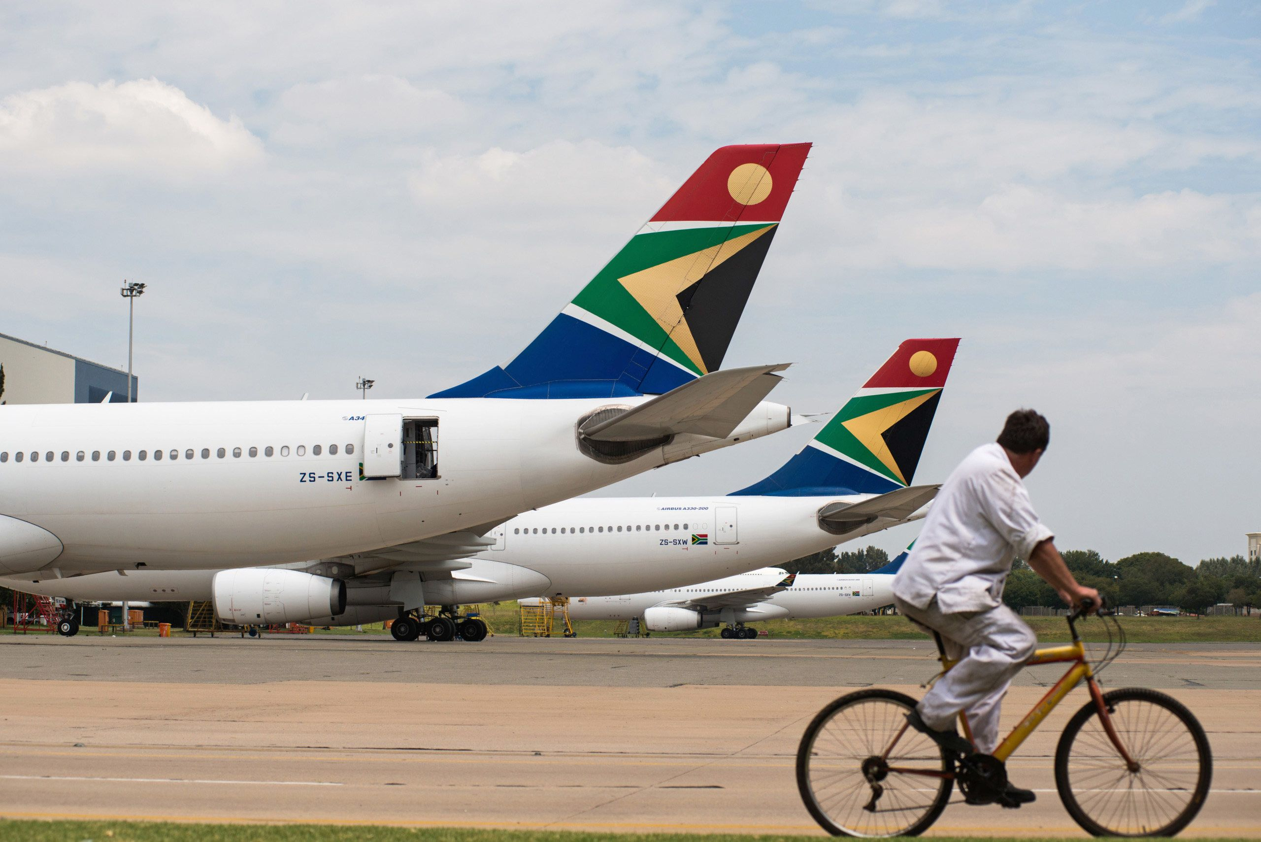 State Airline Asked South Africa for $772 Million, Minister Says