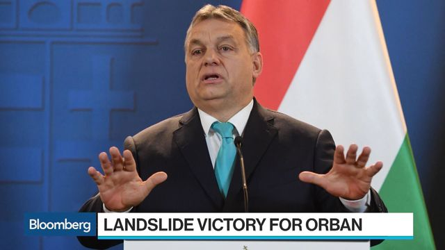 European Jewish group congratulates Viktor Orban for his reelection