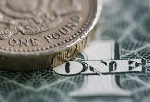 Pound Rallies, Gilts Slump, BOE Says Inflation to Reach 5%
