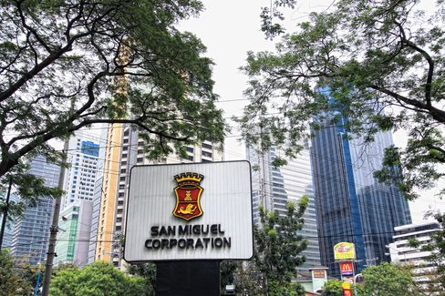 San Miguel Says Deal to Sell Bank Stake to CIMB May Be Scrapped