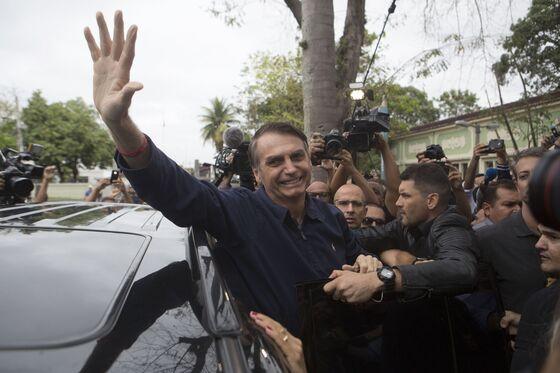 Brazil's Next President Will Get Investors' Verdict in Japan