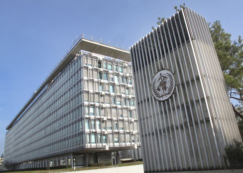 WHO headquarters