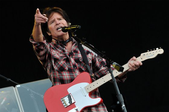 Trump Baffles Songwriter John Fogerty by Using Band's 'Fortunate Son' at Rally