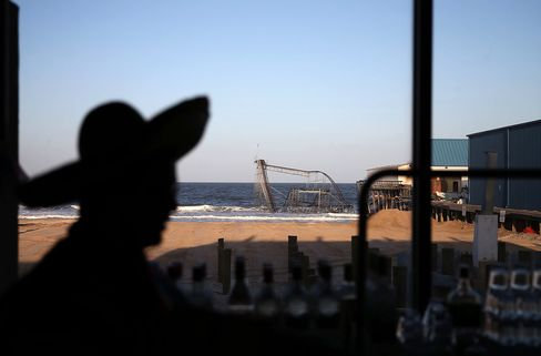 Prince Meets Jersey Shore Gearing Up for Season Post-Sandy