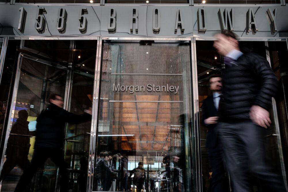 A Trader Named Morgan Stanley Just Left Morgan Stanley – Trending Stuff