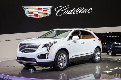 Cadillac's XT5 is the key to its growth in 2016 in the SUV market segment.