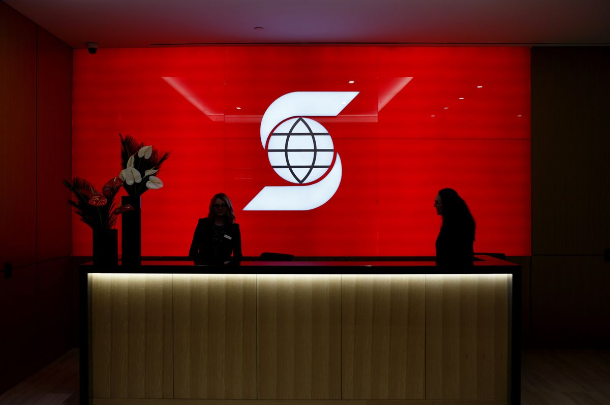 Scotiabank Is Losing Title of Canada's Most International Bank