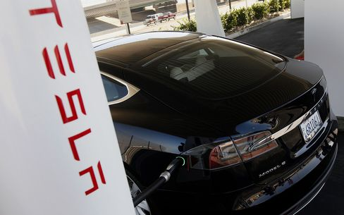 Tesla Raises as Much as $1.075 Billion to Repay U.S. Loan Early