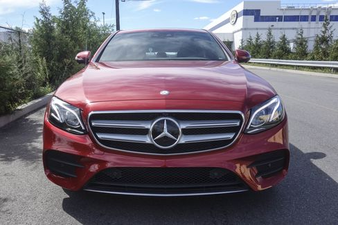 The E300 has class-leading safety- and crash-avoidance features; many come standard.