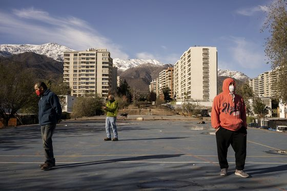 Once a Covid Role Model, Chile Now Among the World's Worst
