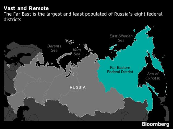 Russia Wants to Use a Forest Bigger Than India to Offset Carbon