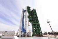 relates to S Korea Test Launches 1st Domestically Made Space Rocket