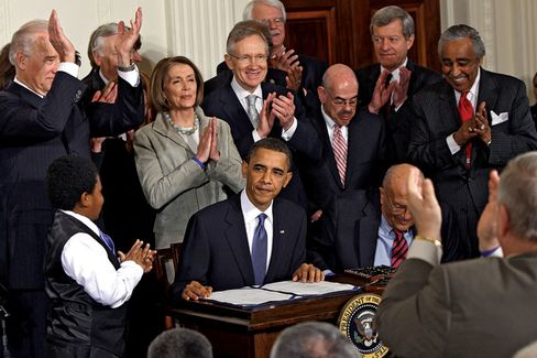 Obamacare Is Not an Epithet