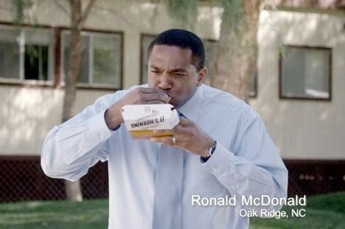 Taco Bell???s New McDonald???s Attack Ads Seem Awfully Familiar