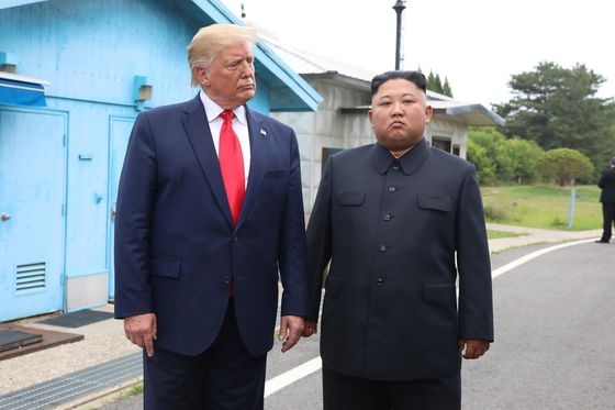 Trump Says 'We Don't Know' How Kim Jong Un Is Doing