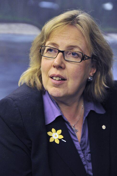 Elizabeth May, Canada's Green Party Leader