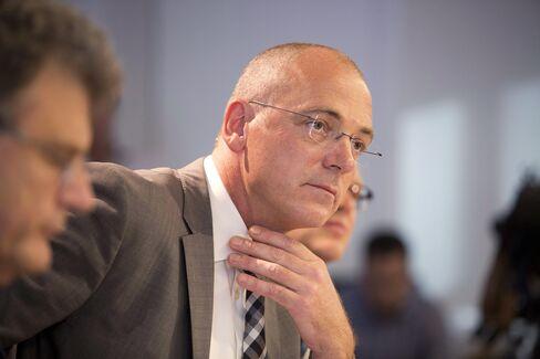 Fonterra CEO Theo Spierings