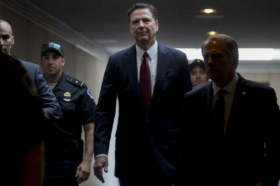 Comey Ends His Subpoena Fight, to Speak Behind Closed Doors