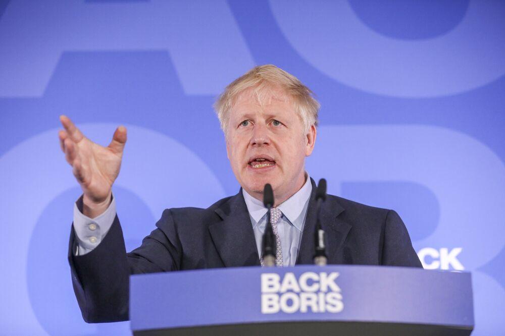 U.K.'s Boris Johnson Warns Trump He Won't Support a War With Iran