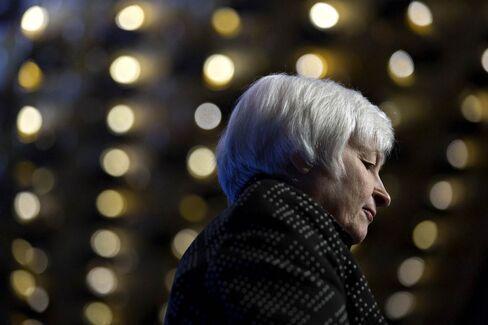 Janet Yellen Speaks At The Economic Club Of Washington Luncheon