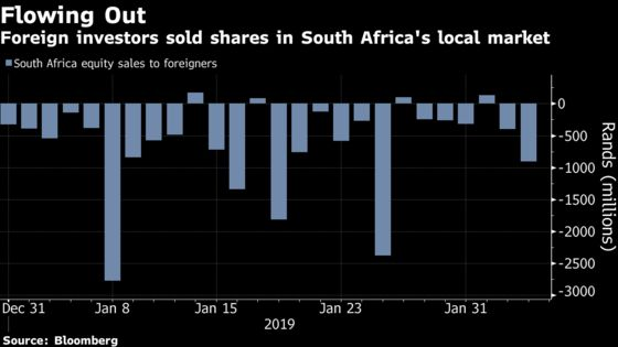 Sell in Joburg, Buy in NYC: Foreigners' South African Paradox