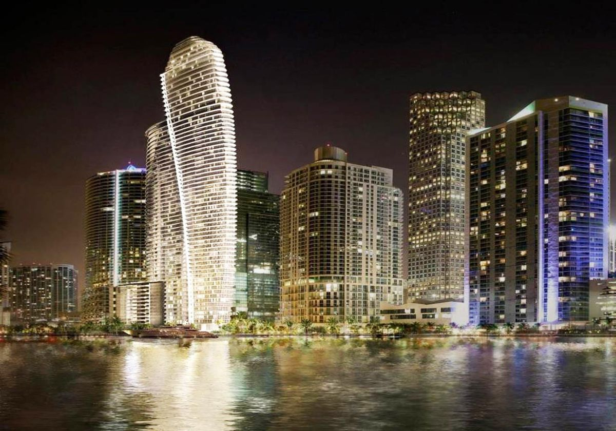 Aston Martin Moves Into Miami Condos in Push Beyond Sports Cars