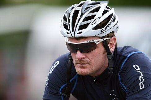 Cyclist Floyd Landis