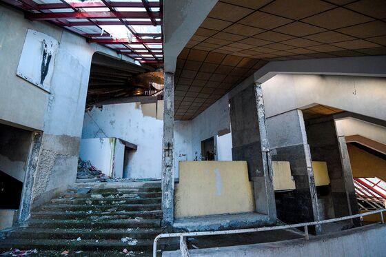 Bizarre Communist Folly to Be Reborn as Albanian Education Center