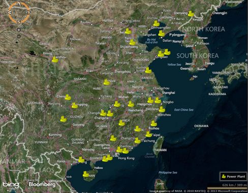 China's Nuclear Power Plants