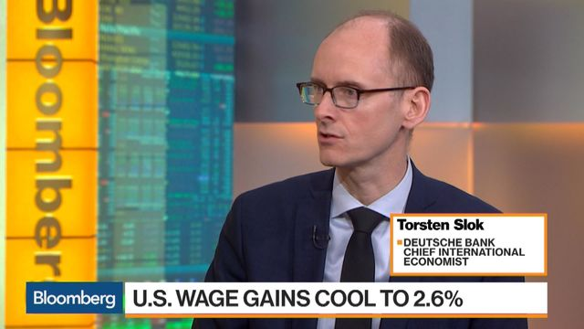 Deutsche Bank's Torsten Slok discusses the U.S. February jobs