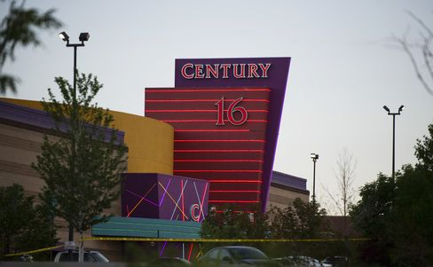Cinemark Sued Anew Over Claims It Didn't Prevent Shooting