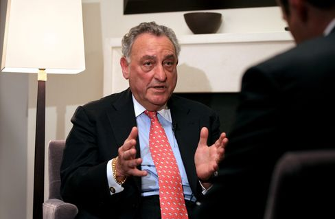 Former Citigroup Chairman Weill Says Banks Should Be Broken Up