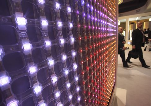 LED Lighting Prices to 'Plummet' By 2015