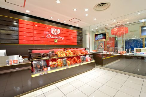 The World's First Kit Kat Store, and Other Brand-Building Retail Endeavors