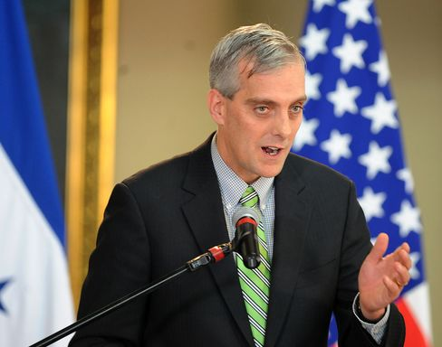 Deputy National Security Advisor Denis McDonough